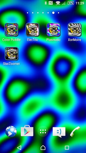 Plasmatic Live Wallpaper