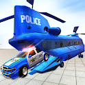 US Police Truck Transport icon