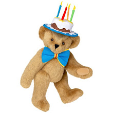 Photo: Birthday Cake Bear