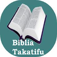 Biblia Takatifu, Swahili Bible 1 0 latest apk download for Android