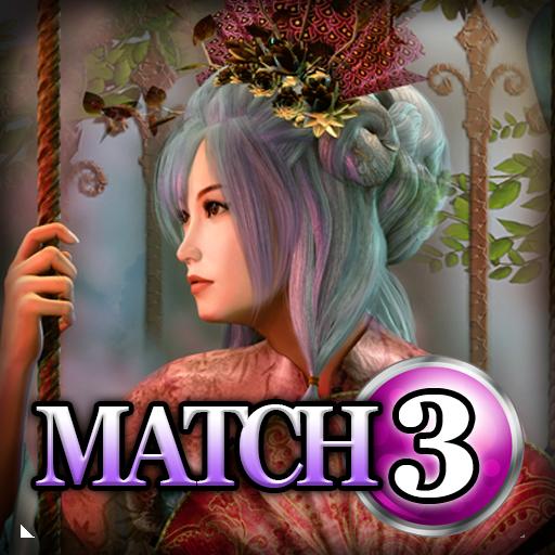 Match 3: Garden of Eden 休閒 App LOGO-APP開箱王