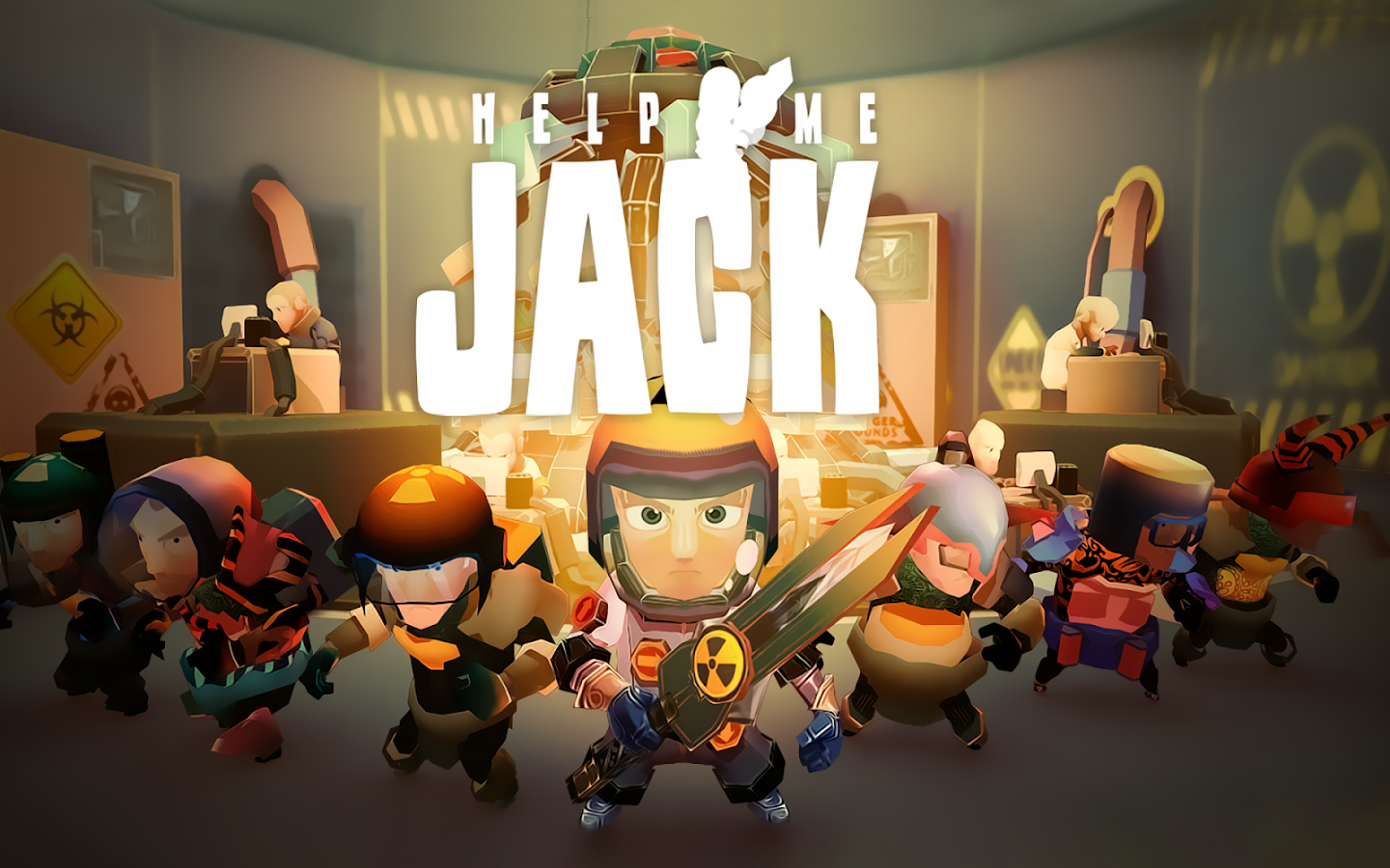 Help Me Jack: Save the Dogs- screenshot