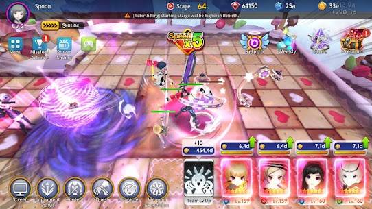 Destiny Chaser : Idle RPG MOD (Unlimited Money) 6