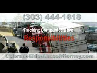Video: Colorado Trucking Accident Attorney | William Meyer