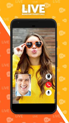 Random Live Chat: Video Call - Talk to Strangers 1.1.11 screenshots 2