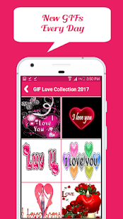 GIF Love Collection 2017 - náhled