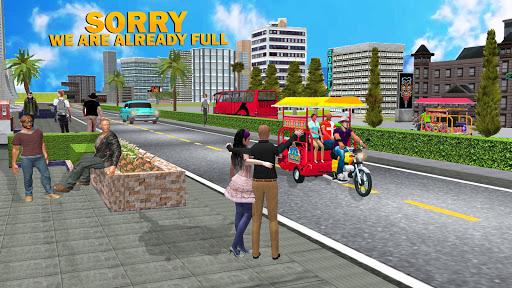 Modern Auto Tuk Tuk Rickshaw apkpoly screenshots 11