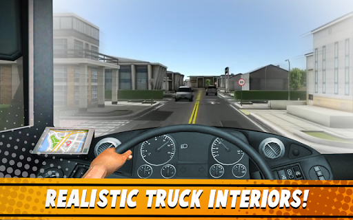Euro Truck Simulator 2 : Cargo Truck Games 1.6 screenshots 7