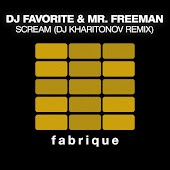 Scream (DJ Kharitonov Remix)