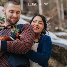 Wedding photographer Tatyana Dukhonina (Tanusha33). Photo of 07.04.2015