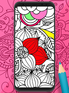 Mandala Colouring Pages - náhled