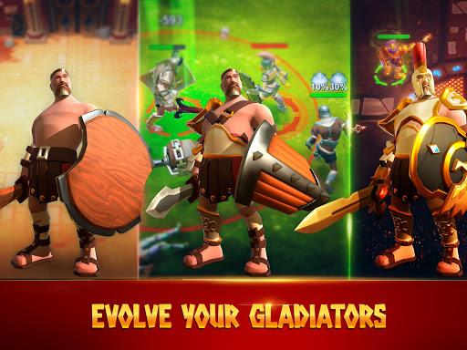 Gladiator Heroes: Clan War Games 2.3.3 screenshots 9