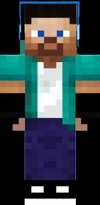 A cool Steve