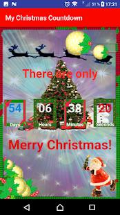 My Christmas Countdown - náhled