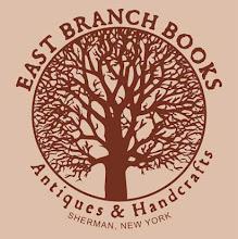 "Photo: ""East Branch Books"" logo"