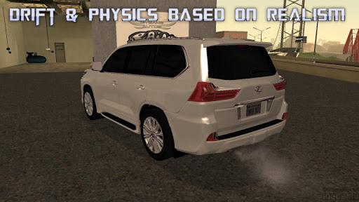 Land Cruiser Drift Simulator 2020 0.1 screenshots 7
