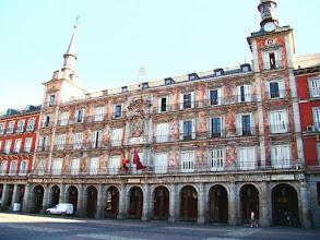 Photo: #011-L'office de tourisme sur la Plaza Mayor