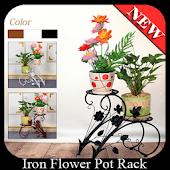 Iron Flower Pot Rack Android APK Download Free By Saadariyah
