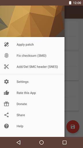 UniPatcher 0.16.1 screenshots 2