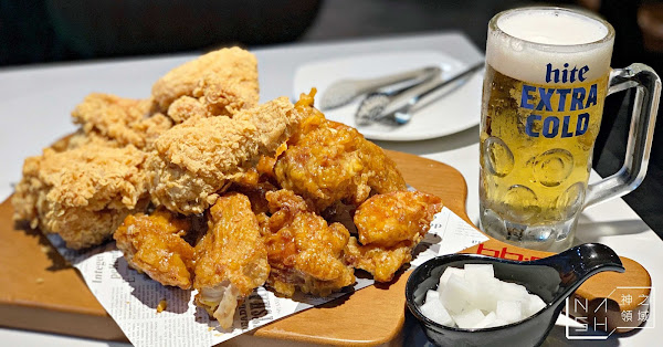 bb.q CHICKEN 南京復興美食-鬼怪炸雞 BBQ炸雞 菜單 價錢