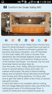 Comfort Inn Grain Valley MO- screenshot thumbnail