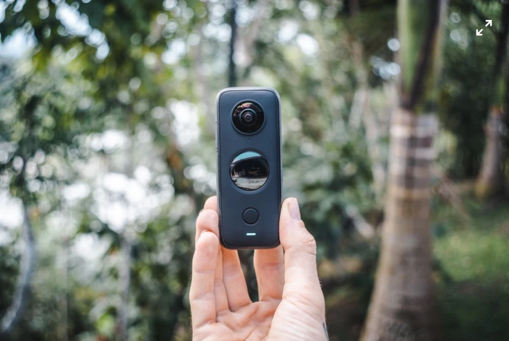 VR動画 360度映像 撮影方法