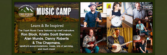 The Ozark Music Camp (20% Early Bird Discount thru 8/1 applied at checkout)