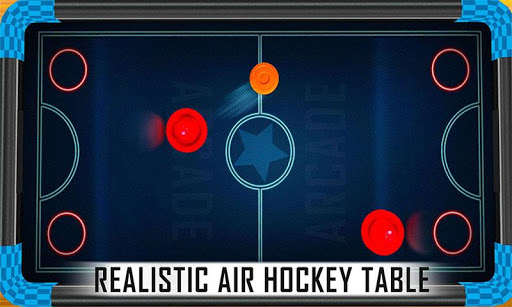 Air Hockey 3D: Real Sports