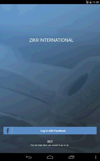 ZIKR INTERNATIONAL