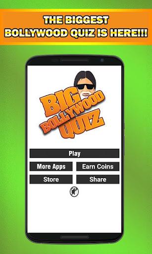 Big Bollywood Quiz