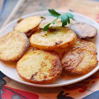 Crispy Scalloped Potatoes