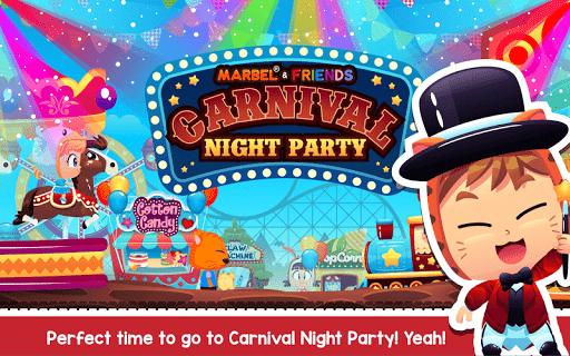 Marbel Night Carnival 1.0.1 screenshots 1