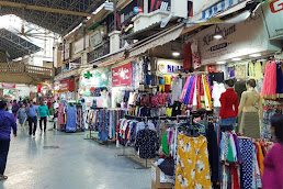 Shopping centers in Powai