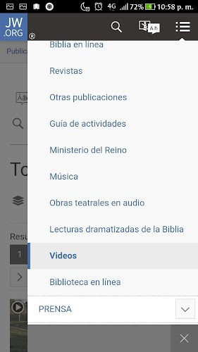 Download jw org library APK latest version app by carlos mario