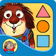 App Icon for Little Critter Shapes App in Czech Republic Google Play Store