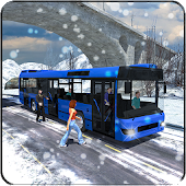 Coach Driver Snow Simulator Android APK Download Free By ACT Games