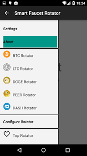 Bitcoin Smart Faucet Rotator- screenshot thumbnail