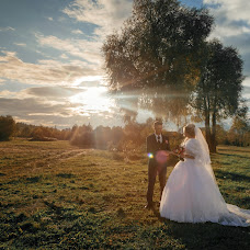 Wedding photographer Irina Ignatenya (xanthoriya). Photo of 15.04.2018