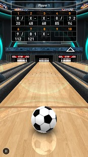 Bowling Game 3D FREE- screenshot thumbnail