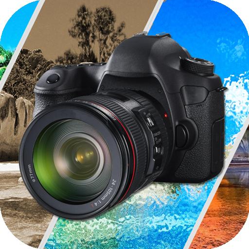 사진 효과 미술 필터 遊戲 App LOGO-硬是要APP