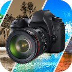 Latest SnapPic Photo Editor: Best Art Filter 2018 Icon
