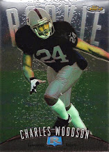 Photo: Charles Woodson 1998 Finest RC