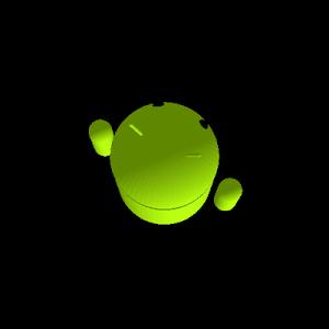 WebGL WebView test screenshot 1