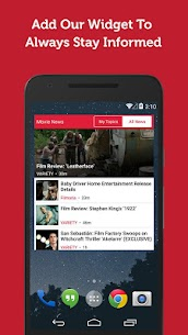 Movie & Box Office News App Download For Android and iPhone 6