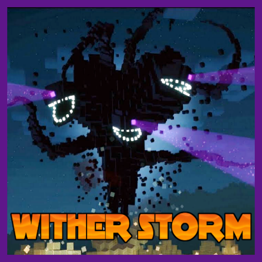 Wither Storm Mod Apps On Google Play