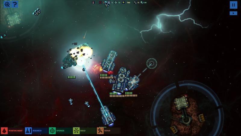 Battlevoid: Sector Siege Screenshot 1