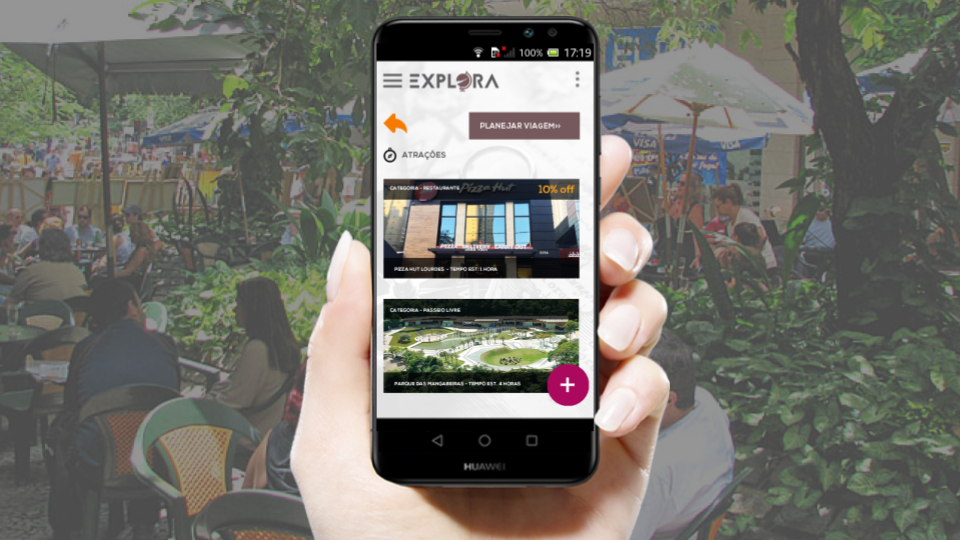 Explora:Your Reference in Leisure. Recommendations- screenshot