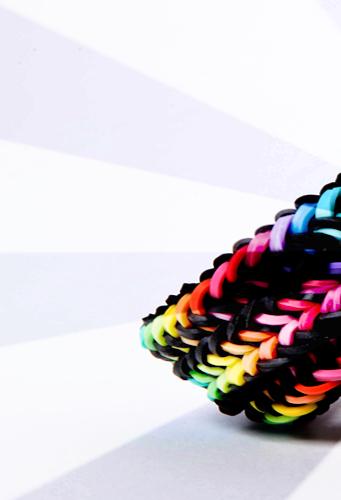 Rainbow loom ideas designs