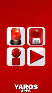 Fire Siren Alarm - náhled