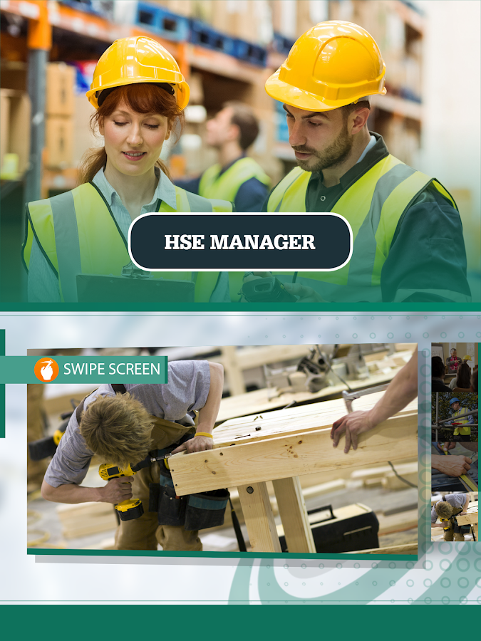 HSE Manager- screenshot